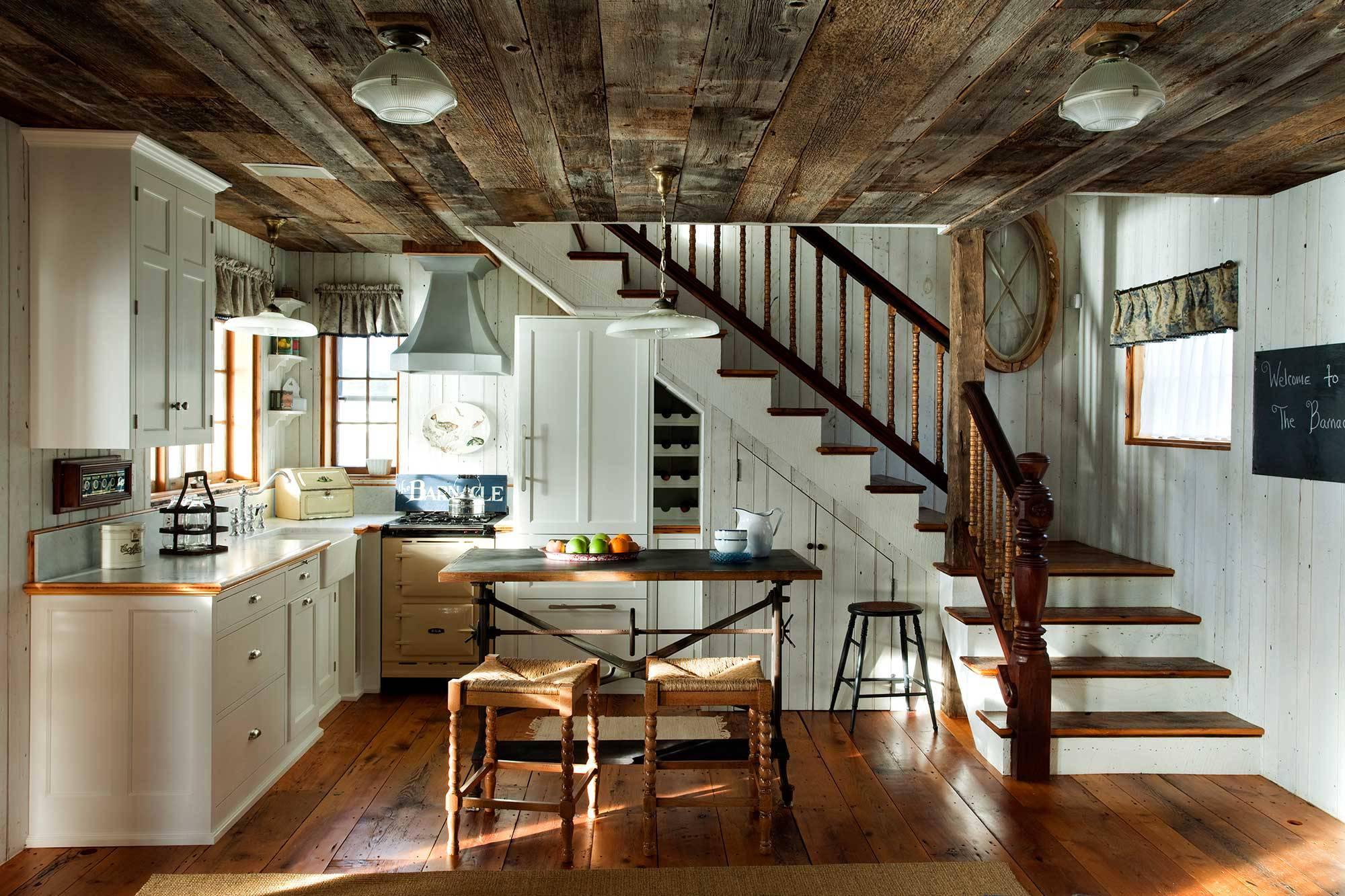 Потолок в частном доме своими руками (80 фото как сделать самому) 56