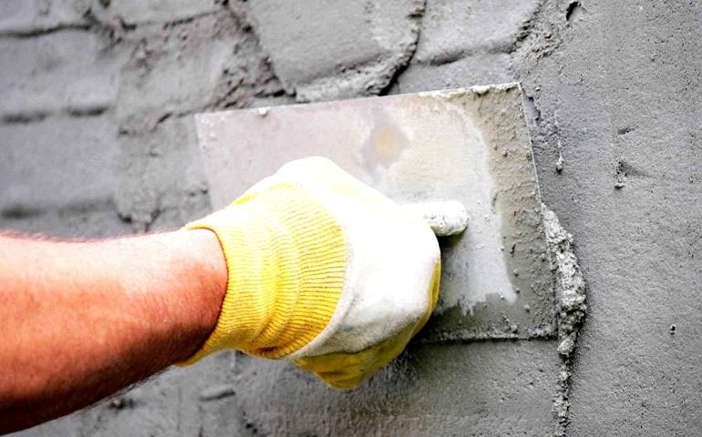 Из чего состоит цементный штукатурный раствор плитка тротуарная фибробетон
