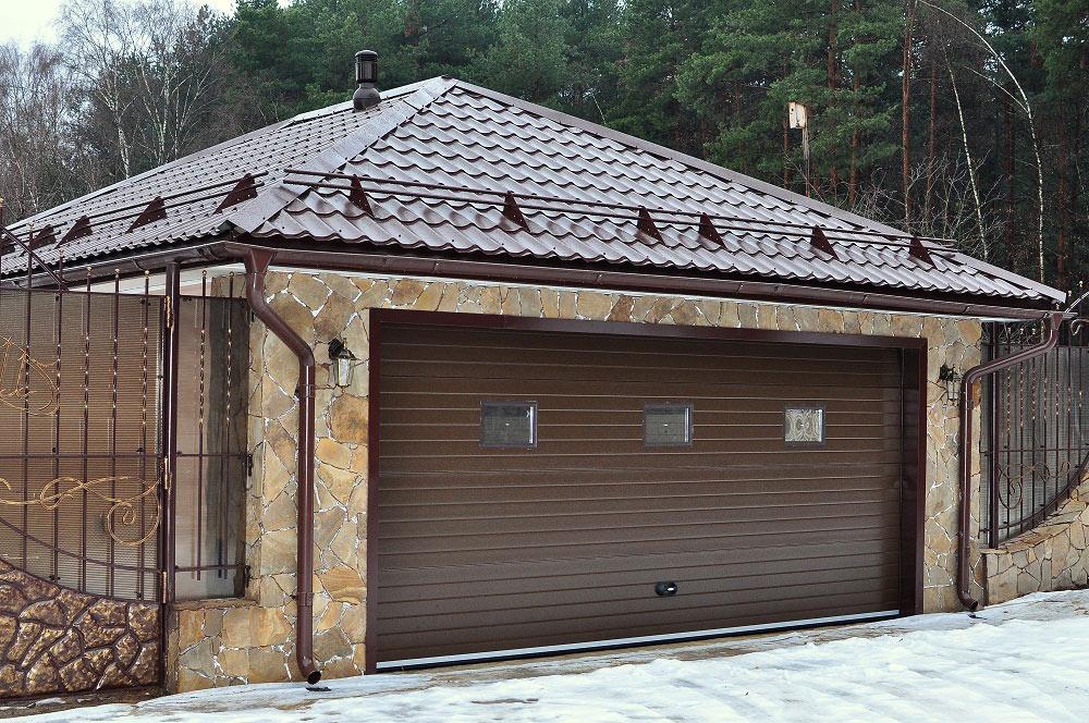 Как дешевле построить гараж 84