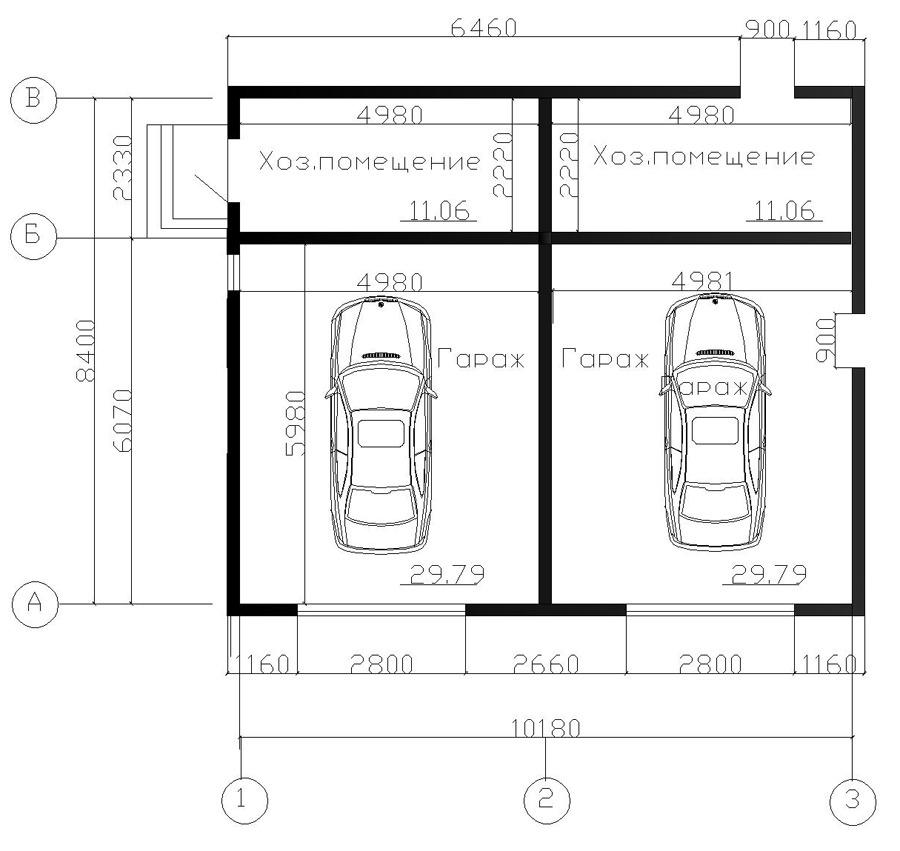 Какой ширины гараж на 2 машины авито купить гараж новоалтайск