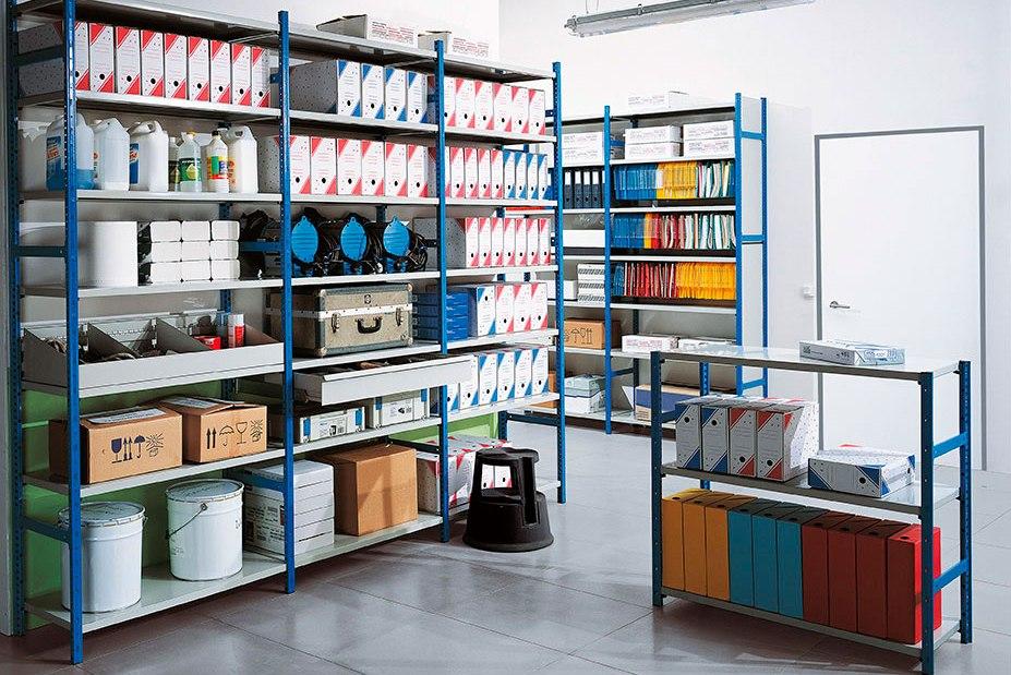 Настенные металлические стеллажи для гаража гараж из металлического профиля купить в