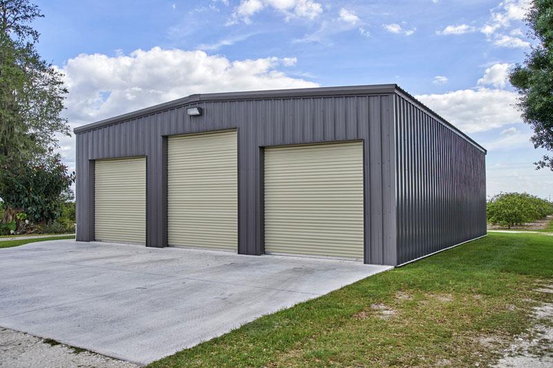 Металлический гараж законно участок под гараж в туле