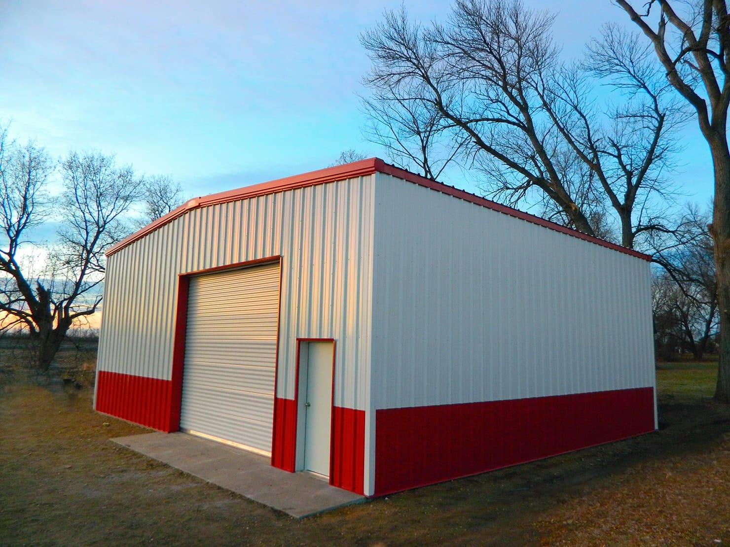 Что можно сделать с металлическим гаражом брезентовые шторы в гараж купить тольятти