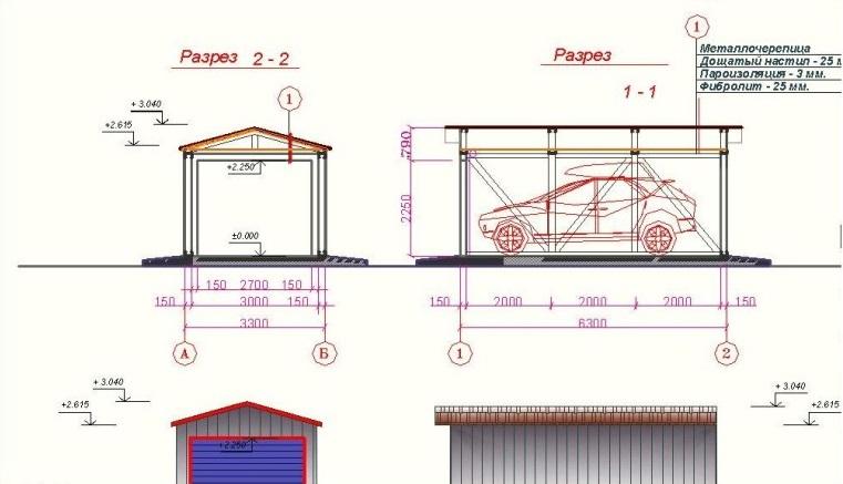 Оптимальные размеры гаража мастерской купить замок для гаража в хабаровске