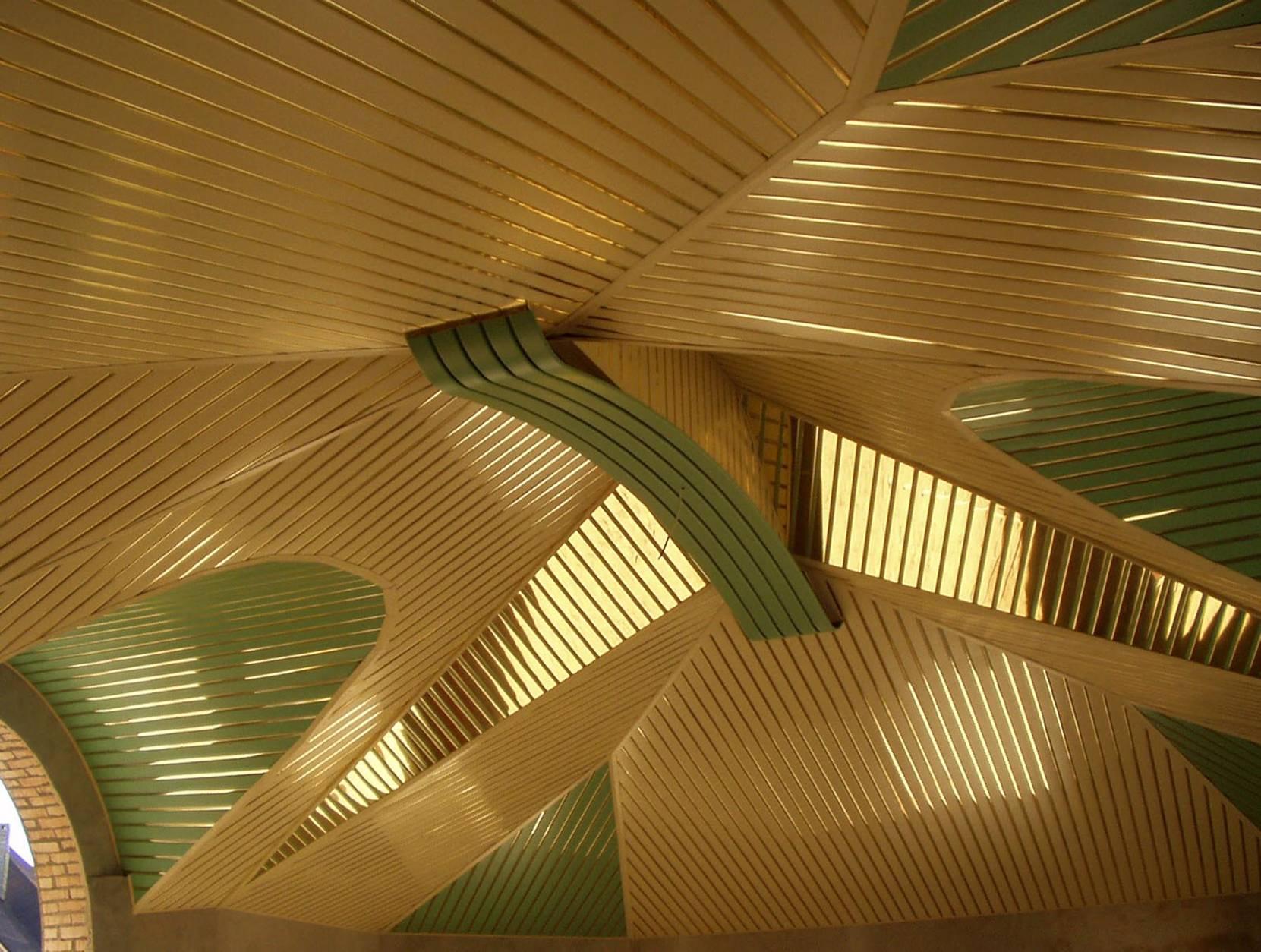 Деревянный потолок своими руками 10