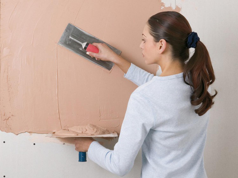 Чем шпаклевать стены под покраску своими руками 573