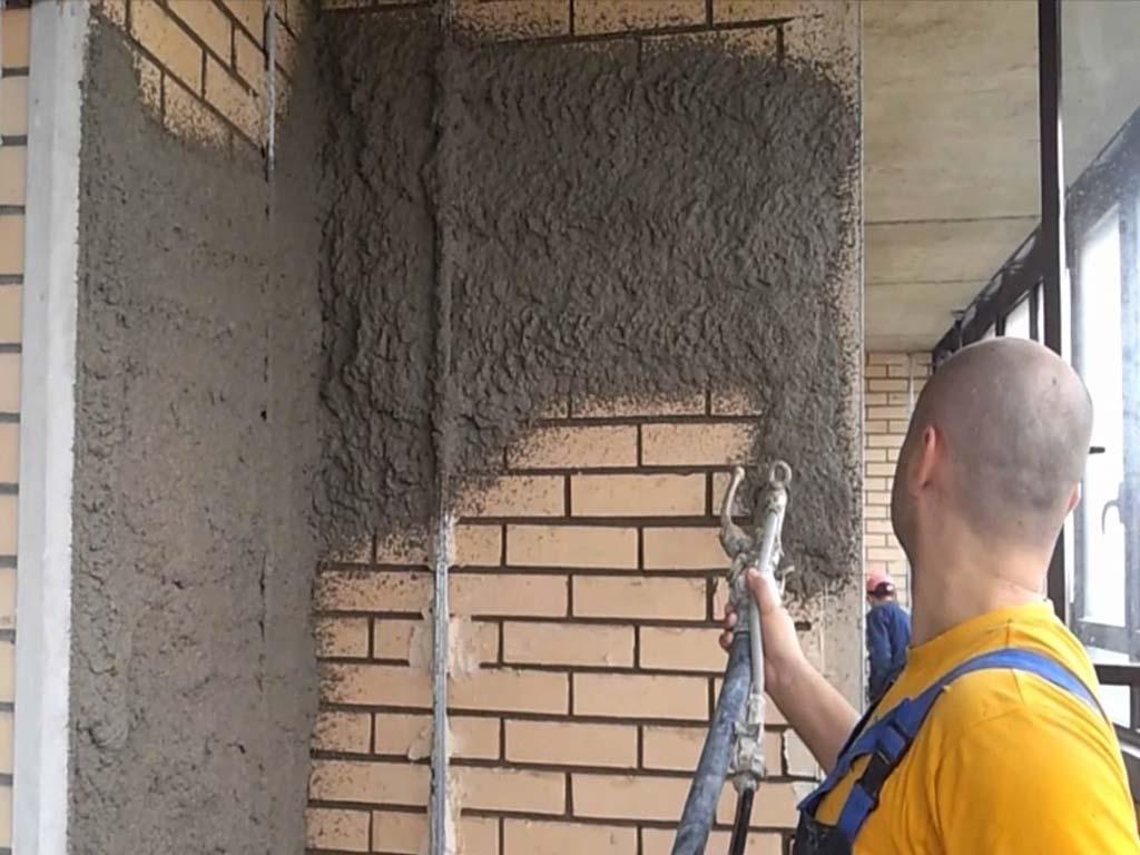 Перлитовая штукатурка для фасадных работ своими руками 71