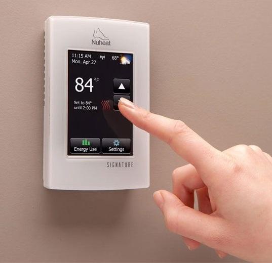 Как подключить теплый пол к терморегулятору — схема подключения, советы
