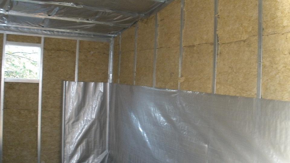 как самому построить металлический гараж