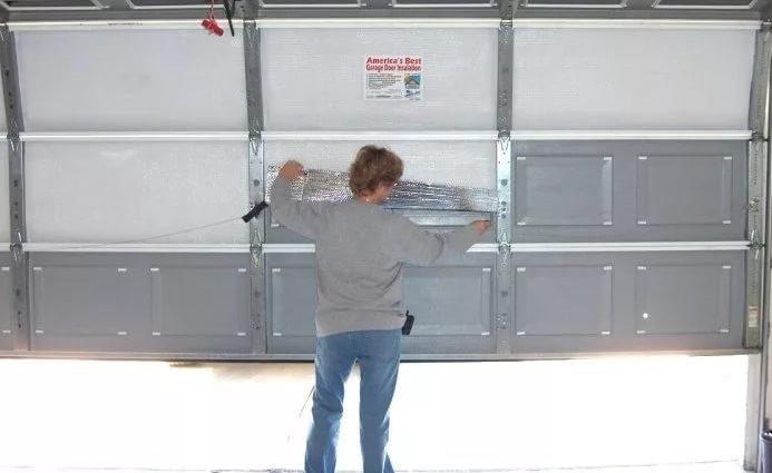 Утепление металлического гаража: как утеплить железную конструкцию изнутри своими руками, как правильно обшить стены минватой
