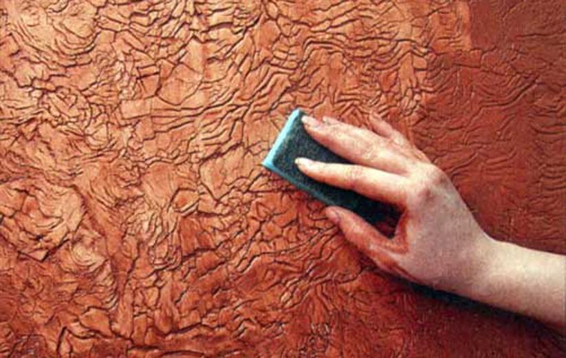 Декоративная штукатурка и покрытия для стен San