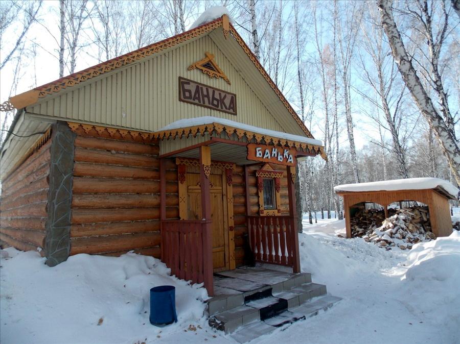 Правильная русская баня на дровах своими руками