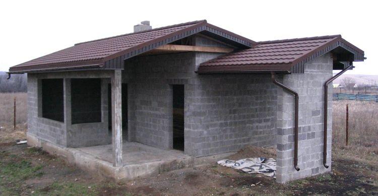 Баня своими руками из керамзитобетона сколько живет бетон