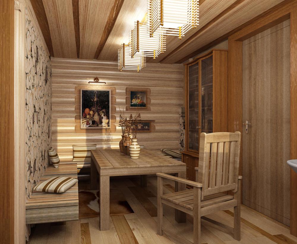 дизайн бани с комнатой отдыха внутри фото 6 на 3