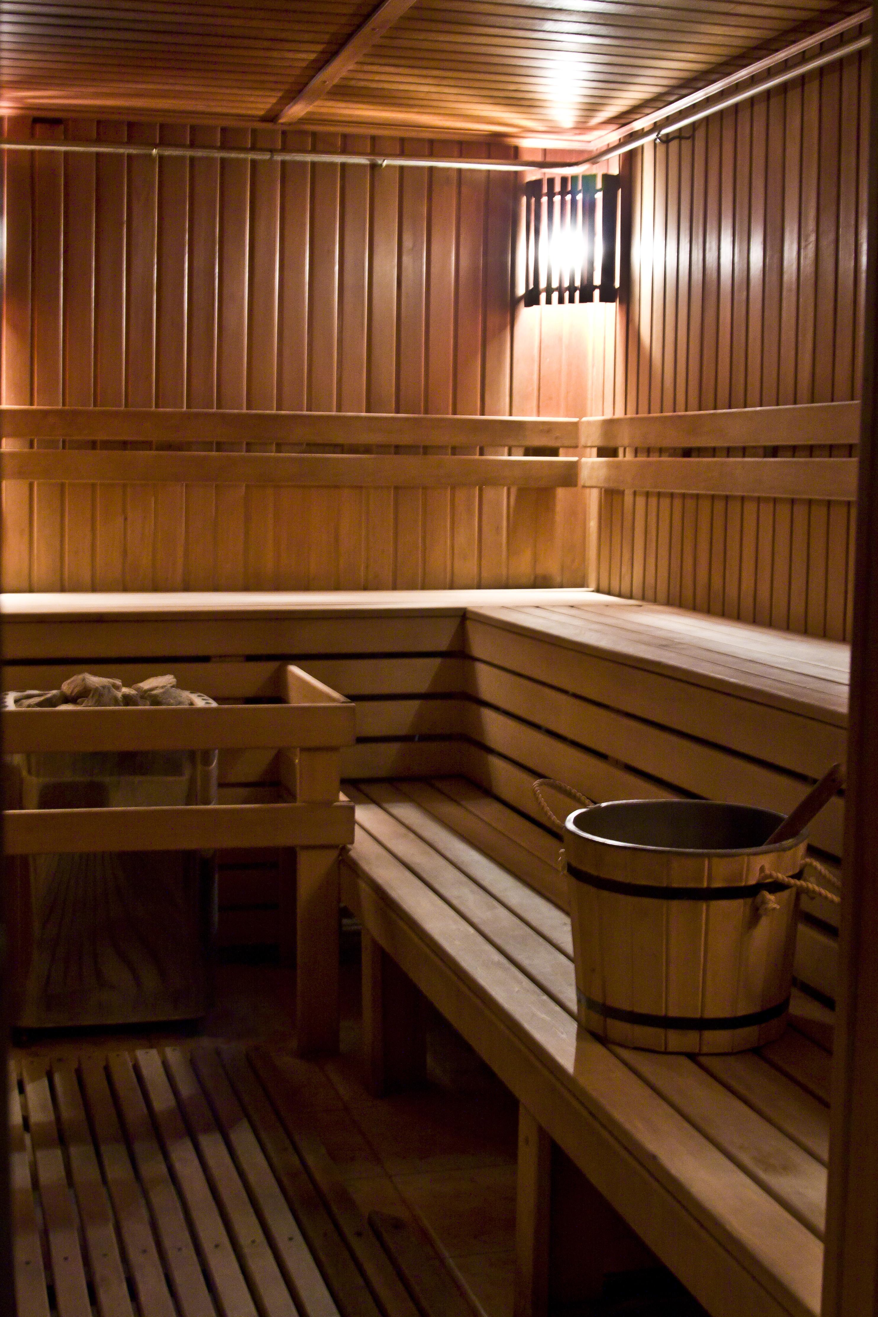 Финская баня в доме