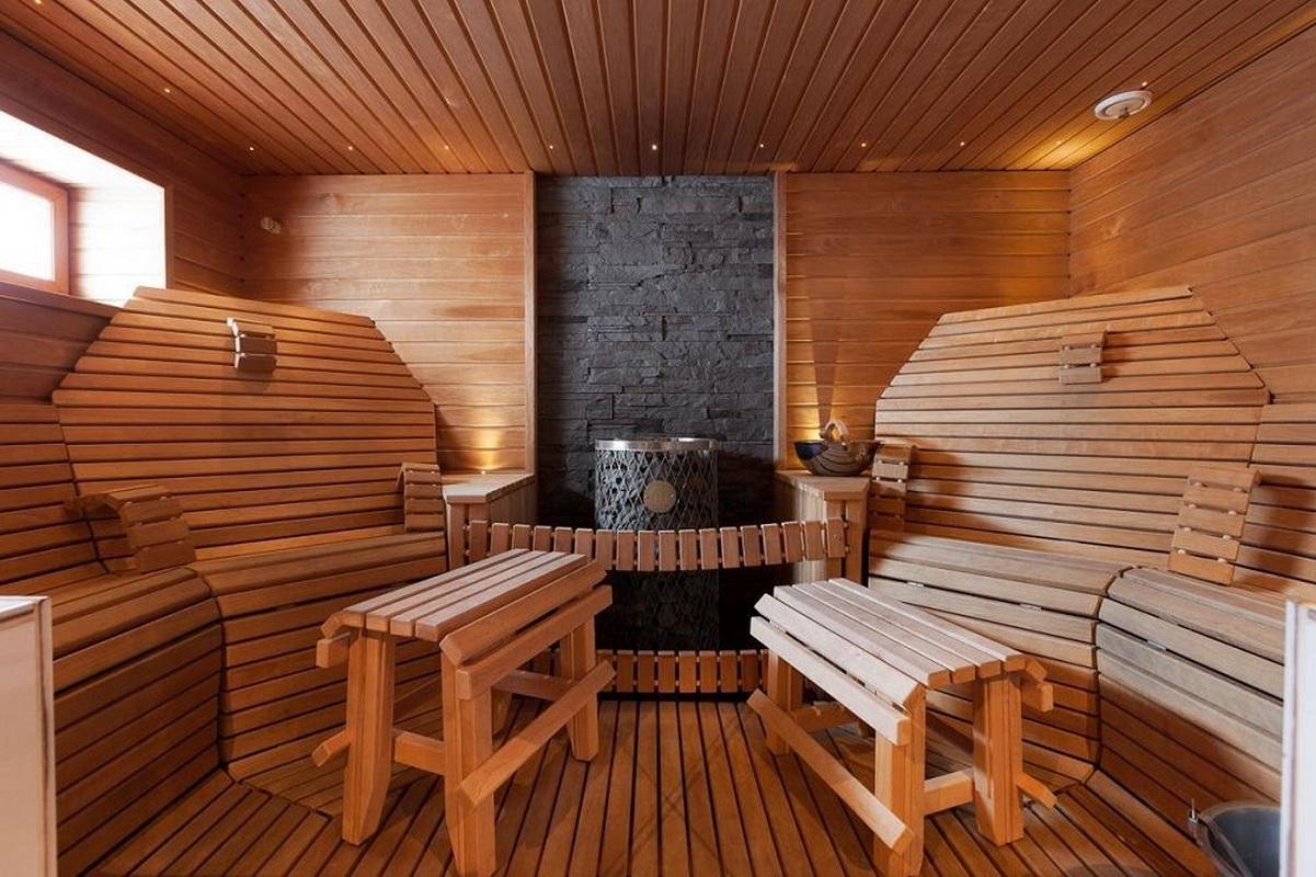 Размеры лавок в бане