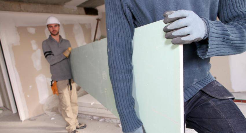 Толщина гипсокартона какие бывают размеры стенового листа минимальная толщина ГКЛ для стены