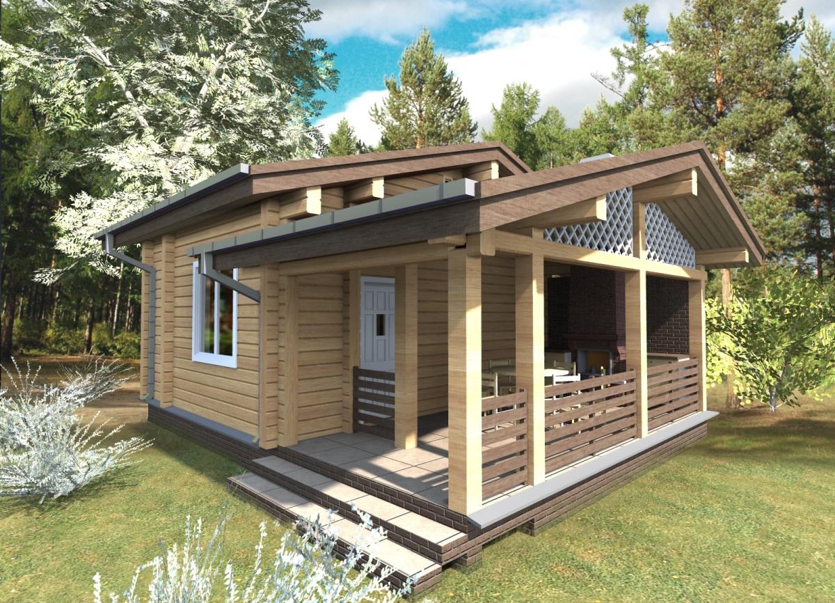 Садовые домики под ключ цены от 77000 рублей на
