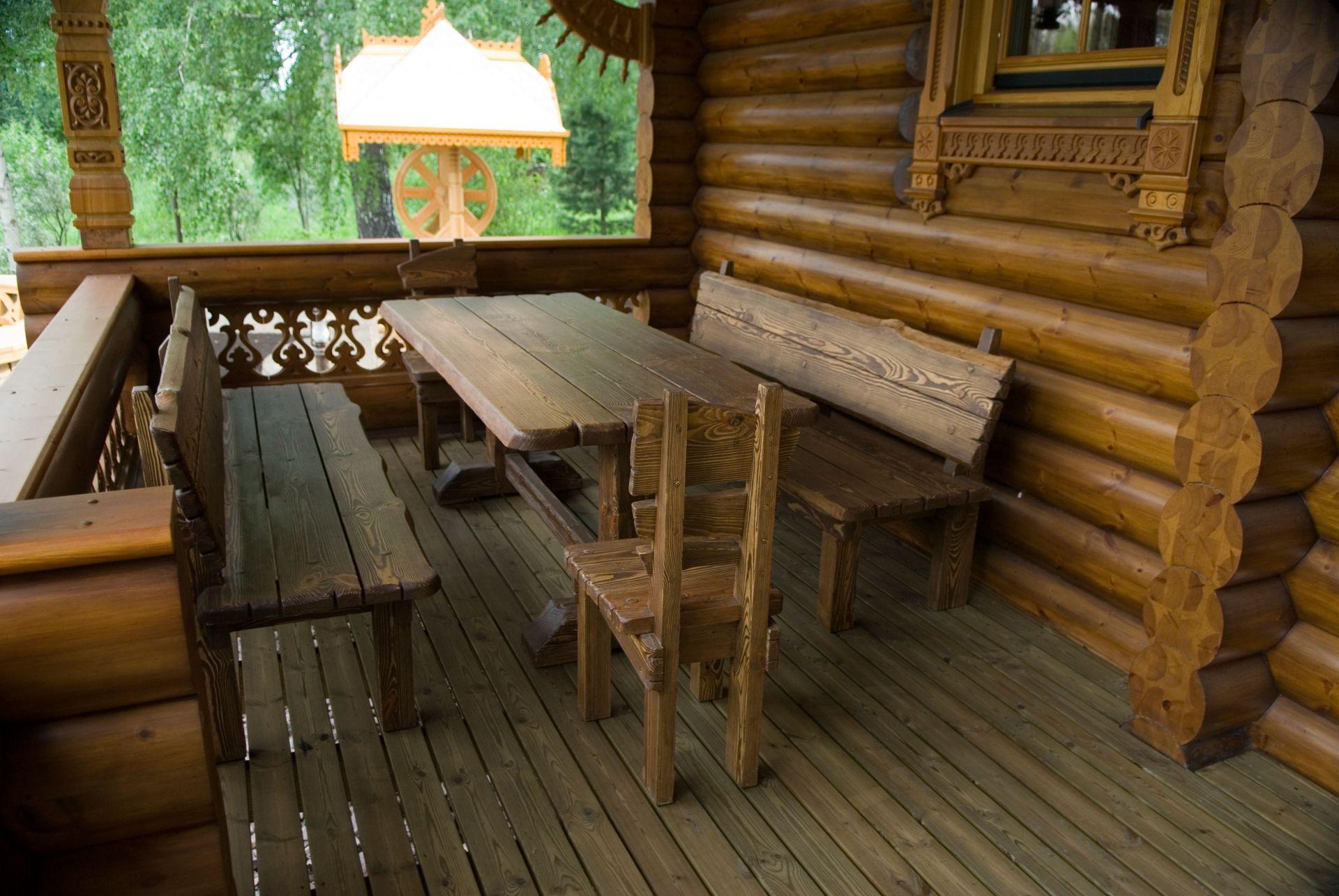 Деревянный стол в баню своими руками мастер-класс. Жми! 89