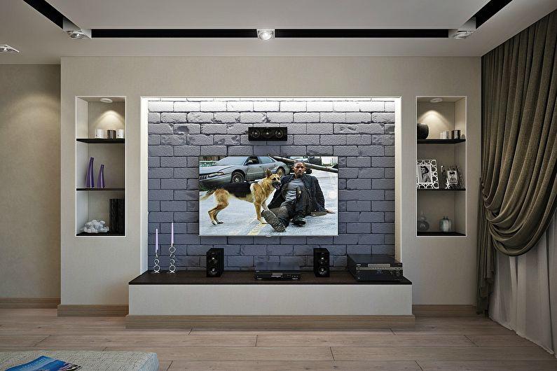 Как сделать тумбочку под телевизор своими руками фото 419