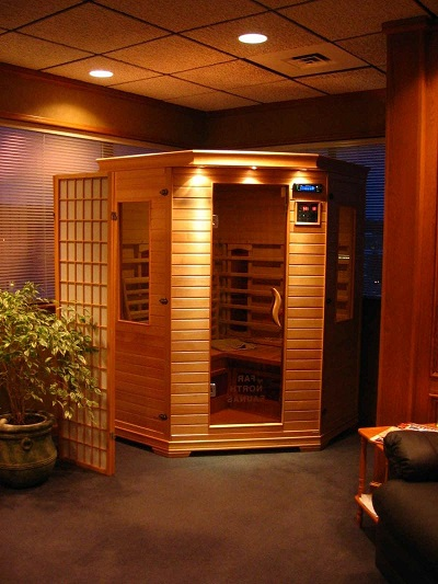 Баня кабина для квартиры