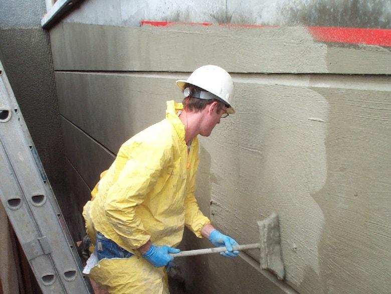 гидроизоляция цементного раствора