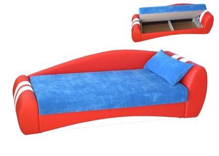 Детские диваны (119 фото): выбираем диван-кровать в детскую комнату, популярные модели: кушетка, софа, тахта