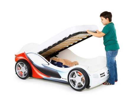 Кровать-машина для мальчика (82 фото): детская кроватка-машинка в виде автомобиля для детей