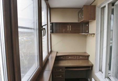 Кухня объединенная с лоджией - всё о балконе.