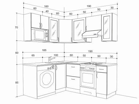 Di Tempat Gantung Untuk Ruang Dapur Jangan Letn Peralatan Rumah Tangga Yang Besar Sehingga Lebarnya Bisa Bervariasi 15 30 45 50 60 Dan 80 Cm