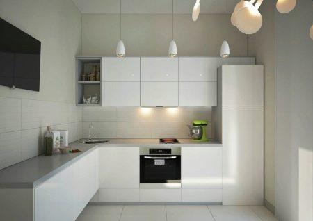 Eckschränke für Küchen