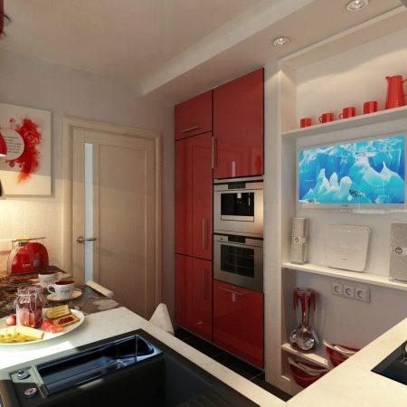 gabinete de base para la cocina