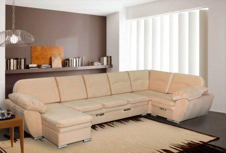 Kleine Sofas Sind Bequem, Wenn Möbel Für Eine Person Zu Wählen. Sie Nehmen  Nicht Viel Platz, Erschwinglich, Aber Zugleich Beraubt Allen  Annehmlichkeiten Von ...