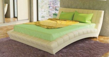 Высота кроватей: какой должна быть стандартная высота от пола, с матрасом, стандарт, оптимальный вариант