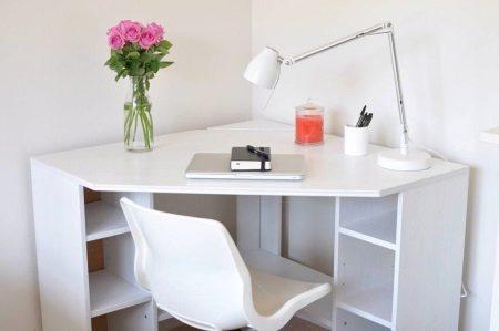 Scrivania Rosa Ikea : Desk per lo studente di ikea