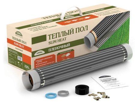 Инфракрасный теплый пол под плитку: как правильно подключить, монтаж и установка пленочного пола, схема подключения