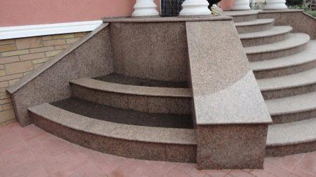 Гранитная плитка: особенности производства термообработанной плитки из гранита, толщина изделий