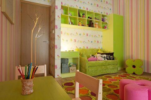 Обои для детской комнаты для мальчика: выбор дизайна и отделки | 320x480