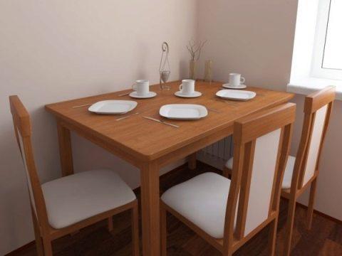 Картинки по запросу Кухонные столы из дерева – широкий выбор вариантов