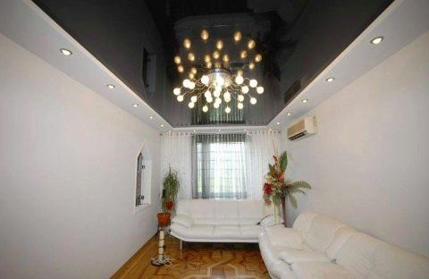 Натяжные потолки, мебель, электрик Новосибирск | 312x480