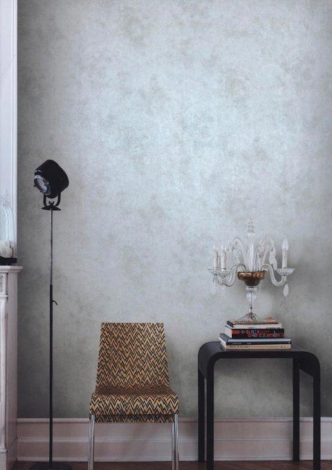 Обои под штукатурку (45 фото): изделия с эффектом декоративной ...