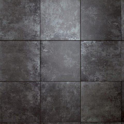 Плитка под бетон: керамическая настенная плитка в интерьере ...