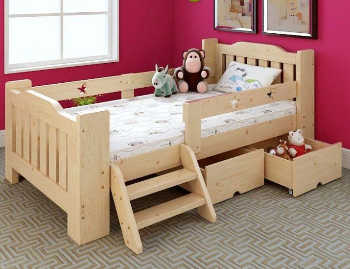 Кровать для ребёнка от 3 лет своими руками 45