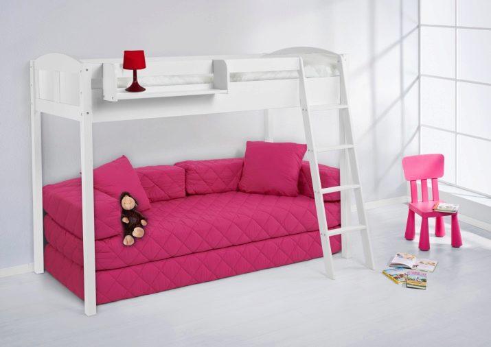 Детские диваны (119 фото): выбираем диван-кровать в детскую комнату, популярные модели: кушетка, софа, тахта 661