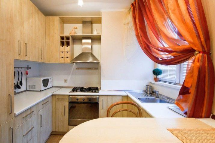 Фото интерьер кухни 4 кв м