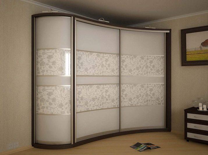Раздвижные системы для шкафов-купе: вариант установки и монт.