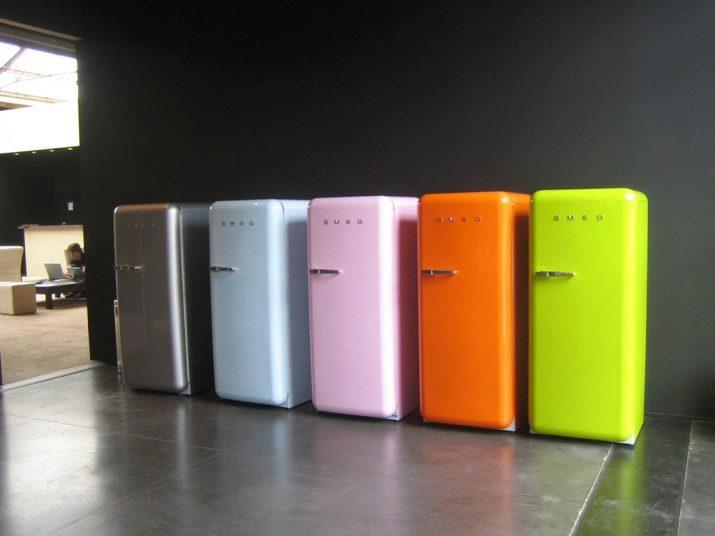 Retro Smeg Koelkast : Холодильники smeg фото ретро модели красного цвета страна