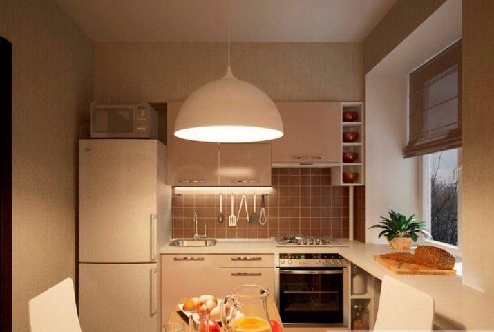 маленькие кухни фото дизайн малогабаритные 6 квм 3