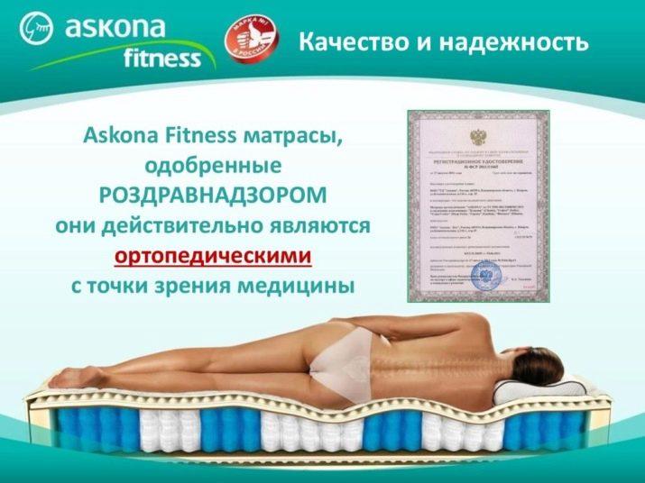 Матрасы аскона фитнес арена противопоказания thumbnail