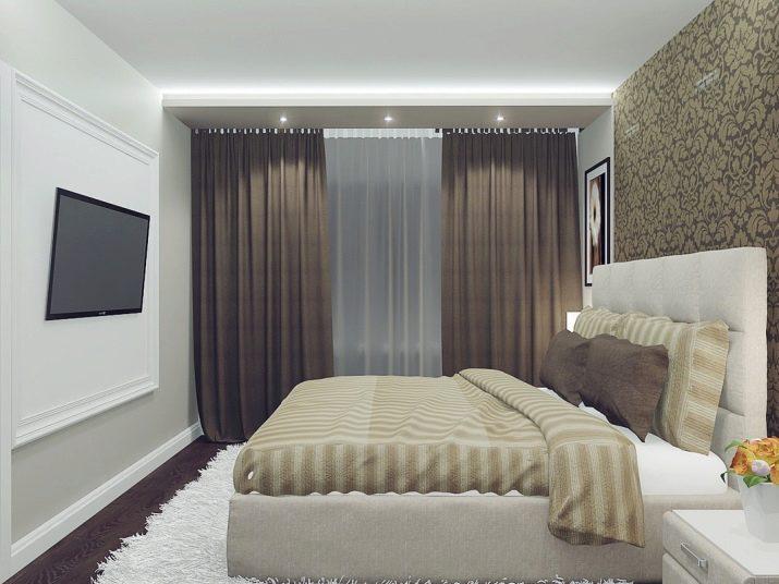 спальня дизайн фото 10 метров